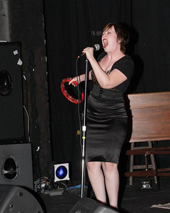 The Freakin' Hott at the Hep Cat Boo Daddies hotrodsexgod CD Release Party