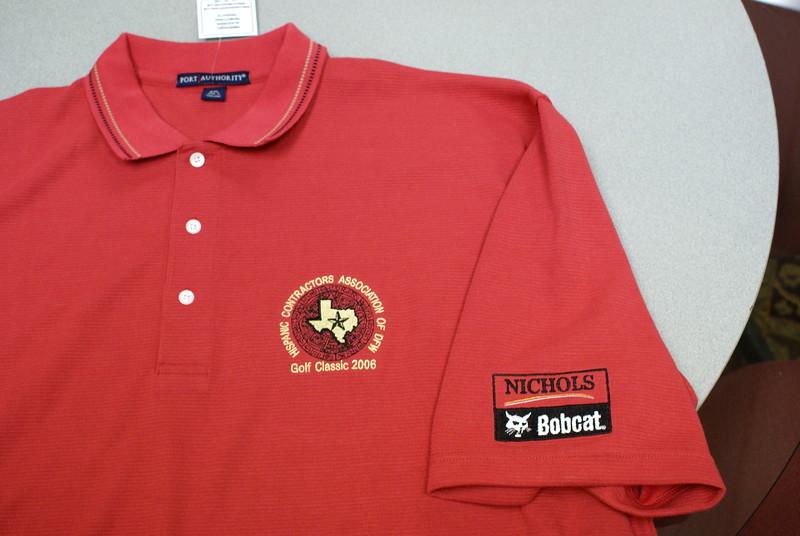 The Official HCADFW Golf 06 Shirt - Thank You Bobcat
