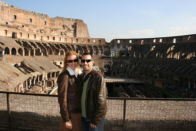 Honeymoon - Rome 11/06