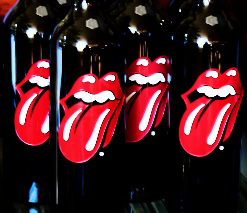 Sun 01-22-06 Sonoma - Armida - Rolling Stones Official Winery