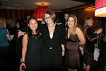 Soo Won Hwang, Development Vice President, Cynthia Cathcart, President NYJL and Gilda Acosta