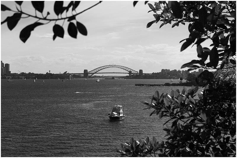 Friday July 14th 2006. <br /> <br /> Sydney Harbour. <br />  <br /> <br /> EXIF DATA <br /> Canon 1D Mk II. EF 24-70mm f/2.8L@70mm 1/180s f/10 ISO 200.