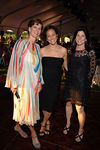 Event Co-Chairs & Board Members: Adeline Neubert, Jacqueline Lowey & Cynthia Sulzberger at the CMEE Under the Stars Benefit & Auction