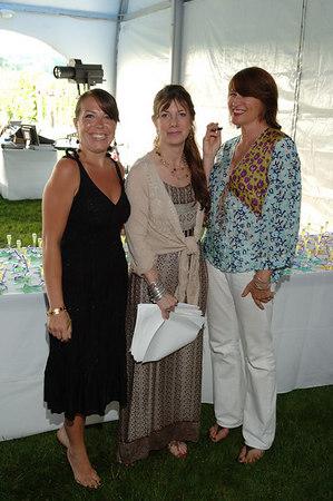 Deidra Wilson,Susan Lazarus Reimen, Jacqui Leader
