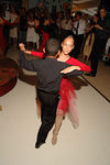 Young Tango dancers at Free Arts NYC: Young Benefactor Summer Benefit at Ports 1961 Showroom