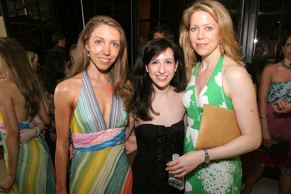 Courtney Keyser, Lisa Forman & Marisa Godwin