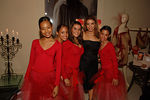 Tia Ciabani & Youth Dance Company dancers at Free Arts NYC: Young Benefactor Summer Benefit at Ports 1961 Showroom