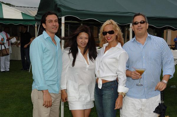 Rick Brochetti, Susan Shin, Tracy Stern & Adam Stern