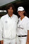 Nacho Figueras & Yvonne Morabito