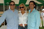 Adam Stern, Tracy Stern & Rick Brochetti