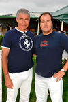 "Marcelo Dorea  & <a href=""http://money.cnn.com/magazines/fortune/fortune_archive/2005/03/07/8253444/index.htm"">Chris Del Gatto</a> at at Southampton Hunt & Polo Club for Hennessy Polo Cup"