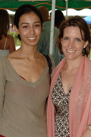 Indira Kuriyan, Erin Byrczek