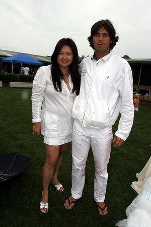 Susan Shin & Nacho Figueras