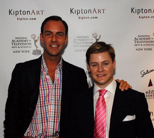 Mark Langrish & Kipton Cronkite