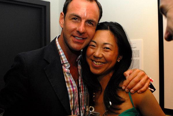 Mark Langrish & Diana Hsu
