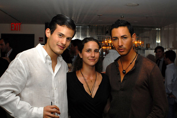 Michel Heredia, Shuli Hallak & Christian Cota