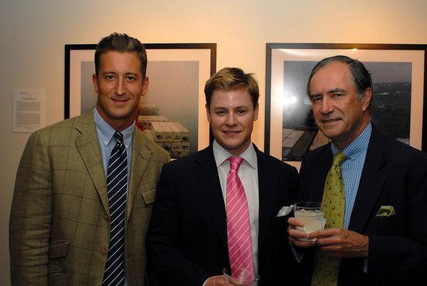 Mike Montone, Kipton Cronkite & Kip Forbes