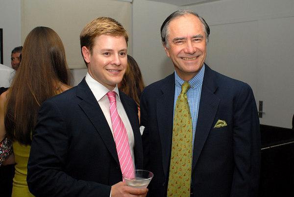 Kipton Cronkite & Christopher (KIP) Forbes