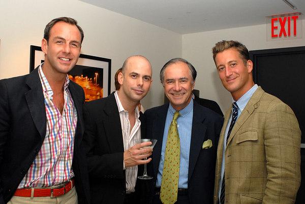 Mark Langrish,Greg Joye, Christopher (KIP) Forbes & Mike Montone