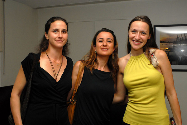 Shuli Hallak, Leily Soleimani & Lara Meiland