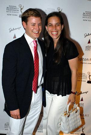 Kipton Cronkite & Susan Kravitz