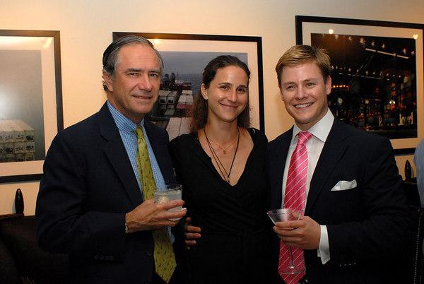 Christoper (KIP) Forbes, Shuli Hallak & Kipton Cronkite