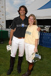 Nacho Figueras & Ashley Schiff