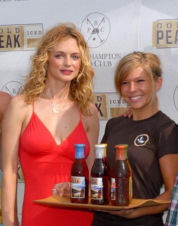 Heather Graham & Gold Peak Goddess