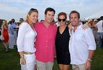 Renee Sarner, David Sarner, Michelle Barish & Chris Barish