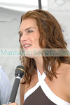 Brooke Shields at Bridgehampton Polo Opening Day
