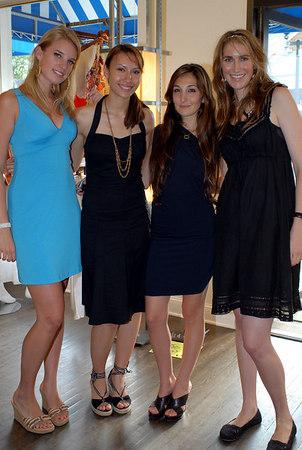 Nicole Romano and her girls