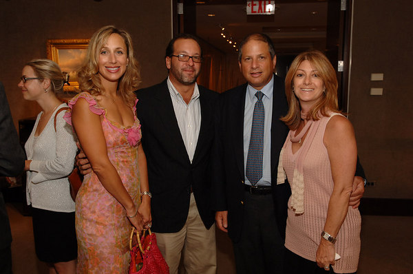 Carrie Karabelas, Dave Yudelson , Peter & Dianne Breitstone