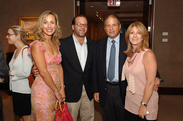 Carrie Karabelas, Dave Yudelson , Peter & Dianne Breitstone