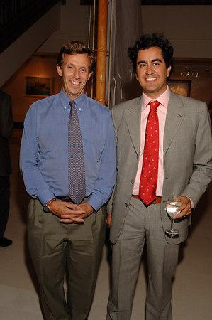 Mike Northrop, Juan Munoz