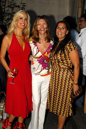 Tracy Stern, Cathy Riva & Vicki Miller