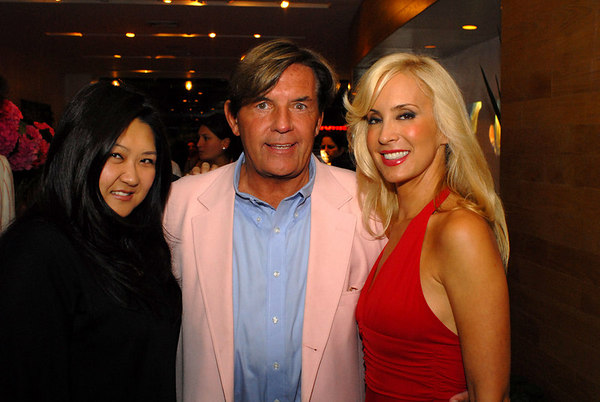 Susan Shin, Geoffrey Carroll & Tracy Stern