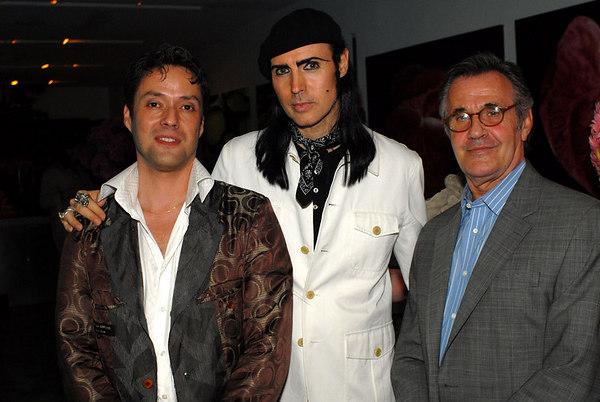 Gilles Montezin, Patrick McDonald & Michael VollBracht