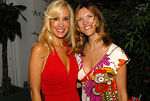 "Tracy Stern & Cathy Riva at <a href=""http://www.lolivier.com/default.aspx"">L'OLIVIER, NYC</a> TRACY STERN ""Dinner Takes All"" Garden Party with Swank Productions and SalonTEA"