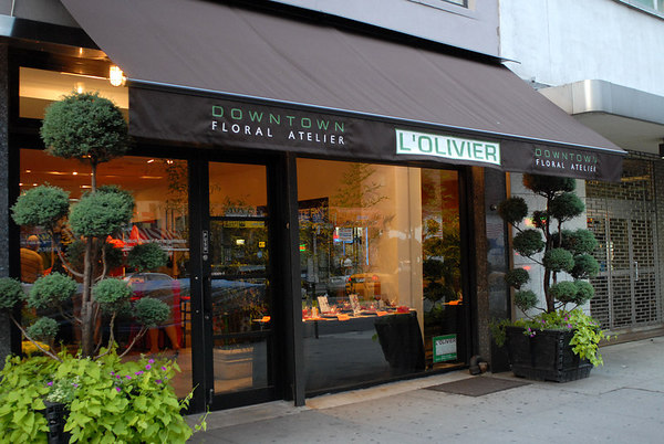 L'OLIVIER, NYC, 213 West 14th Street, New York City