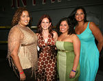 Judy Torres, Event Co-Chairs: Liza Lipstein, Liz Giardina and Sukanya Krishnan