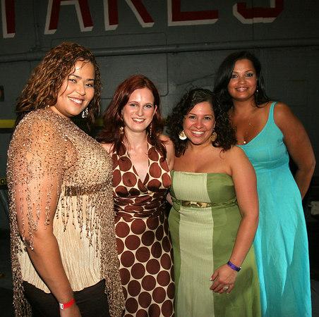 Judy Torres, Event Co-Chairs: Liza Lipstein, Liz Giardina and Sukanya Krishnan