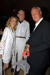 Sharon Handler, Ambassador John L. Loeb & Robert Wilson