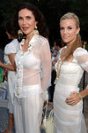 Veronica Hearst & Tinsley Mortimer