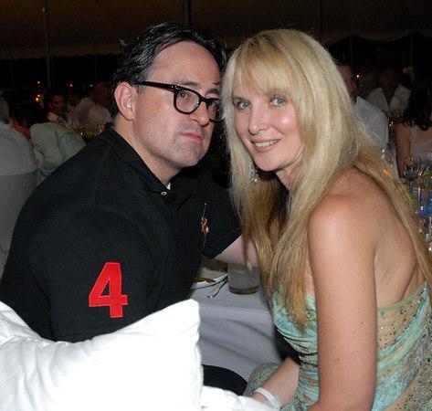 Chris London and Sara Herbert-Galloway