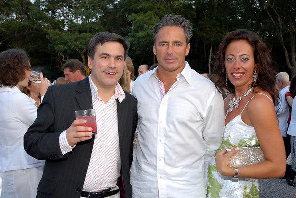 "Jeffrey Slonim, <a href=""http://www.campionplatt.com"">Campion Platt </a>& Tatiana Platt"