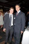 Kipton Cronkite & Eric Villency