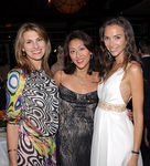 "Blair Clarke, Adelina Wong Ettelson, Olivia Chantecaille at Young Friends of ""SAVE VENICE"" Summer Revelry To Celebrate La Festa Del Redentore"