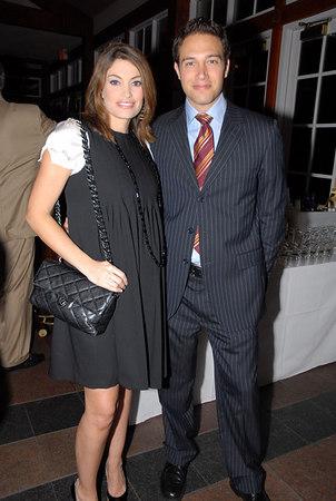 Kimberly Guilfoyle Villency & Eric Villency