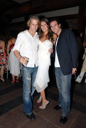 Chase Keller, Renee Lucas & Jeremiah Silva