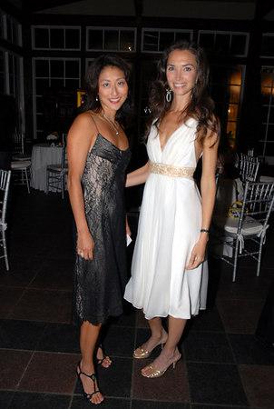 Olivia Chantecaille & Adelina Wong Ettelson